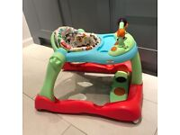 Mamas and Papas baby walker with sound bar