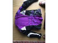 Ladies summer bike jacket