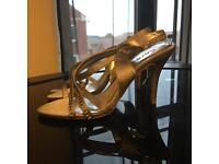 Bridesmaids dismantle heels 5x pairs different sizes