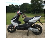 Yamaha Aerox 50cc 2011