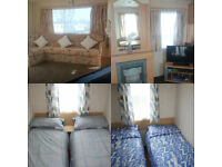Craig Tara Caravan Hire / Rental 3 Bedroom Friday 7th July _ Sunday 9th £200