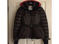 Moncler Jacket - worn twice. Too small. Size 8/10.