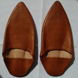 Genuine Moroccan Slippers