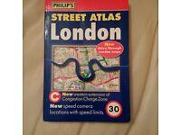 Philip's Street Atlas: London - Standard (Standard Street Atlas) Paperback Book