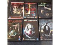 Top Horror DVDs