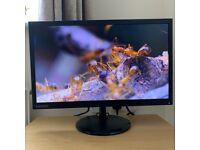 "Lenovo 22"" Monitor - Full HD Monitor - Like New"