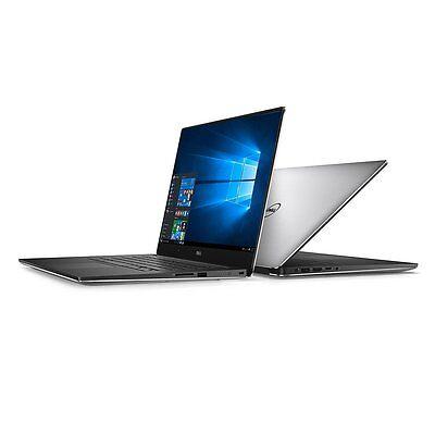 DELL XPS 15 9560 i7-7700HQ 3.80GHz 8GB 256GB SSD 1080p GTX1050 4GB WIN 10 Pro
