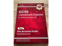 GCSE Combined Science Revision Guide Foundation Level