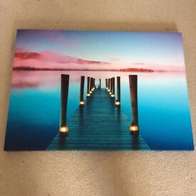 LIGHT UP CANVAS PICTURE