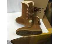 Ladies UGG diamante Bow boots for sale..