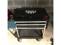 Mac Tools MB155UC-BK tool cart