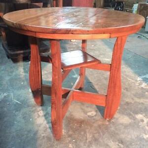 * NEW *  Table basse en Bois de Teck, fabriquée en Indonésie // Teak wood coffee table made in Indonesia