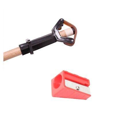 3pcs cue tip shape corrector billiards snooker pool tool snooker accessories bz