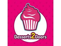 Highly Profitable Desserts Delivery Business In Cardiff For Sale
