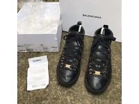 Balenciaga high top trainers size 4/37
