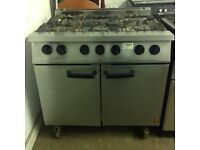 Falcon commercial range cooker