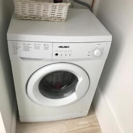 Bush washing machine. 3 years old. Works but start button has come out