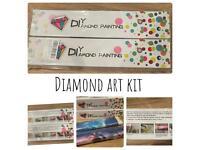 Diamond art x2
