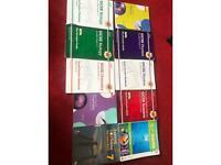 GCSE PHYSICS BIOLOGY CHEMISTRY BOOKS