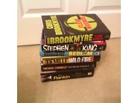 Various hardback books In good condition - 7 books