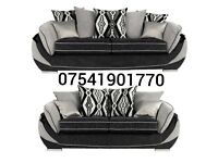 THIS WEEK SPEICAL OFFER TONI 3+2 SEATER SOFAS FREE DELIVERY
