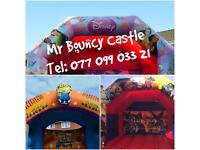 Bouncy Castle Hire Skelmersdale