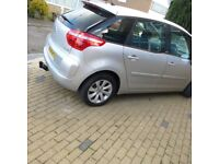 citreon, c4 picasso vtr td, new mot,all electric, 60000m, and new cambelt, fs history, vgc, 2 owners
