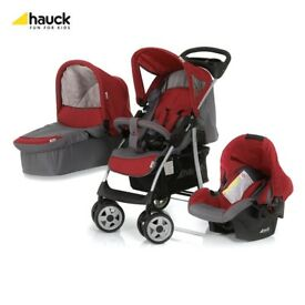 Hauck Shopper Trio Set Travel System
