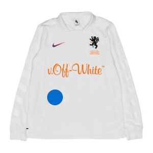 Off-white X Nike world cup collection Jersey Medium