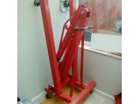 1 tonne engine crane little used