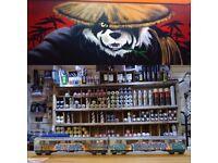 Graffiti Artist/Muralist and Designer, GLASGOW, NATIONWIDE AND INTERNATIONAL.