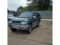 Toyota Hilux D4D 2.5TD 4X4. Air conditioning.