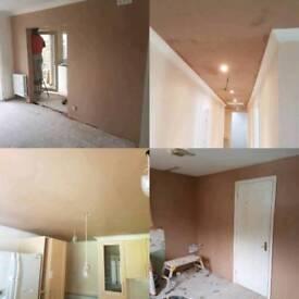 Plasterer , roughcasting , renovations