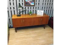 G plan vintage retro teak sideboard cupboard