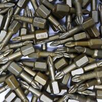 100 Stück Torsion Bits PH1 Schrauberbits Phillips PH 1 Bit 25mm Niedersachsen - Hage Vorschau