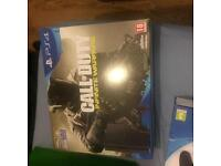 Brand New PS4 500GB includes new CALL OF DUTY!!