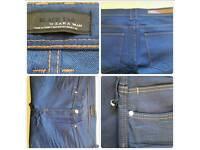 New zara mens jeans