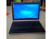 "Dell Latitude E6530 Core i7 2.9GHz, 16GB RAM, 500GB HDD, 15.6"" Screen, Power, Docking Station"