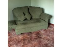 Dropend Sofa, Recliner and matching Armchair HSL Brand
