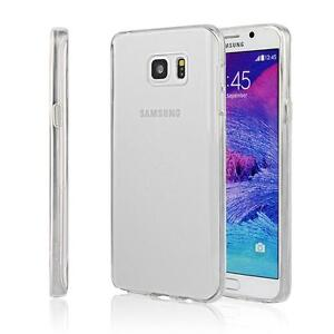 Glossy Protective Gel Case for Samsung Note 5