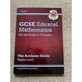 GCSE Book/Study Guide Edexcel Maths