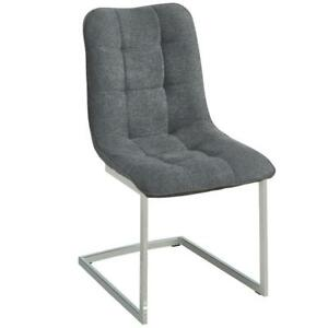 2PK Grey Side Chair Sale-WO 7702 (BD-2577)