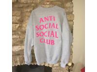 Anti Social Social Club Sweat
