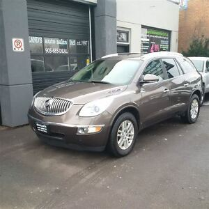 2009 Buick Enclave CX, REVERSE CAM, LOCALLY OWNED & TRADED!