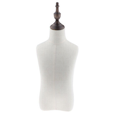 Child Hanging Body Form Shop Cloth Display Dressmaking Mannequin Torso Bust