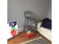 Kartell stool chair