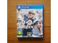 NFL Madden 17 (PS4)