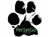 Pet Set Go - Trusted Pet Sitter and Dog walker