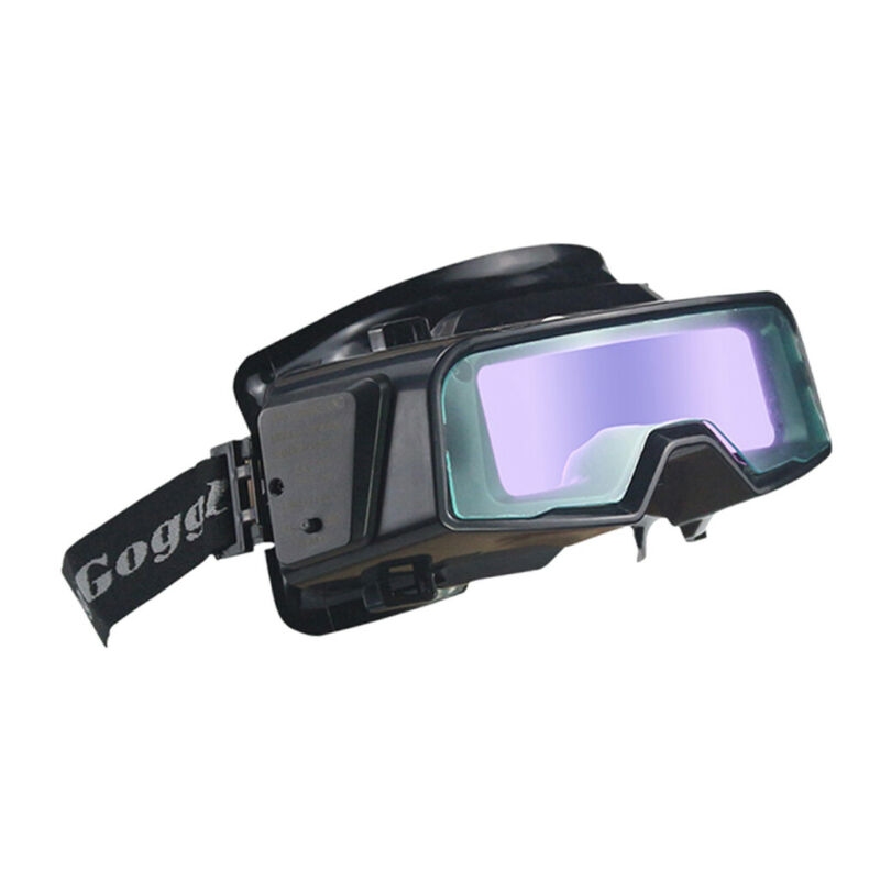 Solar Auto Darkening Welding Goggles Helmet Mask Tig Mig Grinding  Glasses