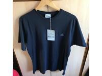 Vivienne Westwood Navy tshirt